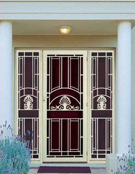 Security Doors Ballarat Security Grilles On Site