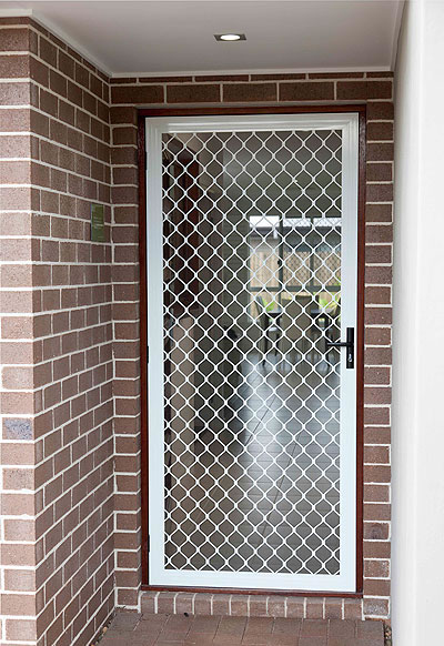 Security Doors Melbourne Security Grilles On Site