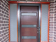 & Security Doors Melbourne | Security Grilles | On-Site Flyscreens